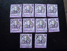 AUTRICHE - timbre yvert et tellier n° 1937 x10 obl (A01) stamp austria (D)