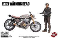 Daryl Dixon Custom New Bike Motorrad The Walking Dead Action Figur McFarlane