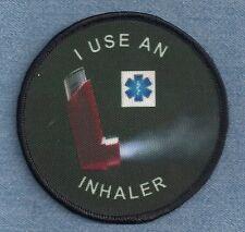 ~~  $ALE  ~~    I USE AN INHALER      service dog vest patch