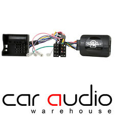 Mercedes SLK 2002 On PIONEER Car Stereo Radio Steering Wheel Interface Stalk