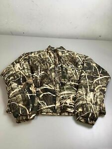 Men's Columbia Performance Hunting Gear Camo Coat Size L