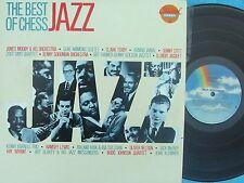Best of Chess Jazz ORIG OZ 2LP NM MCA 60251 Roland Kirk Sonny Stitt Oliver Nelso