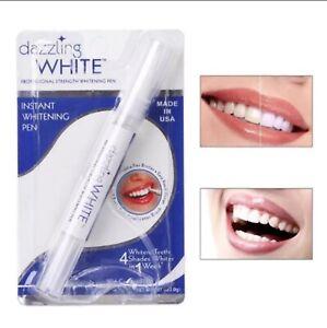 Dazzling White Soft Brush Professional Teeth Whitening Gel Pen Dental Cleaning
