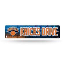 "New York Knicks NBA Basketball 16"" Street Sign Fan Wall Decor"