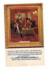 Beverage Pre - 1914 Collectable Advertising Postcards