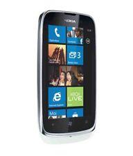 Nokia Lumia 610 - 8GB - White (Unlocked) Smartphone Factory Sealed