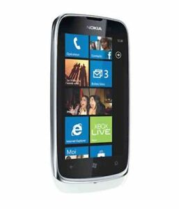 Nokia Lumia 610 - 8GB - White (Unlocked) Smartphone Factory Sealed