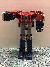 "2004 Transformer Opimus Prime Hasbro Takara 11"""