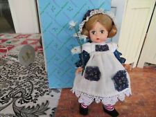 "Club Madame Alexander 8"" Doll 🌼Holly Hobbie🌼-1970s Special Ooak-Box"