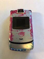 Motorola Razr V3m Cell Phone