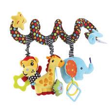 TOYMYTOY Baby Crib Pram Hanging Rattle Spiral Stroller Car Seat Pushchair Toy