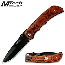 "FOLDING KNIFE - MTech USA (MT-408) 4 1/2""  Closed"