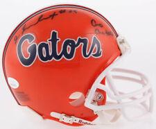 "Jordan Scarlett Signed Florida Gators Mini-Helmet Inscribed ""Go Gators!"" (Jsa)"
