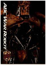 ABC War Robot #50 Judge Dredd : The Movie 1995 Edge Trade Card (C1371)