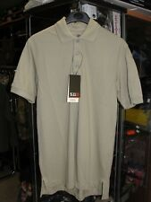 Polo Professionnel 5.11 Tactical beige coyote sable tan taille M