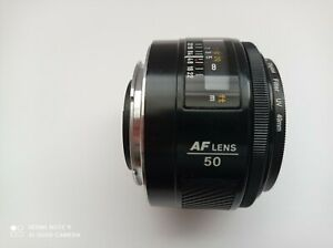 Minolta AF 50mm f1.7 Sony A mount .. Excellent condition prime lens