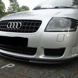 Audi TT Mk1  S Line Plastic Front Bumper Seat Cupra Euro Spoiler Lip Universal