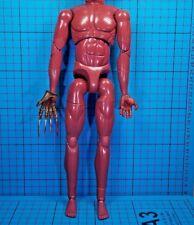 Sideshow 1:6 Freddy Vs Jason Freddy Krueger Figure - Muscular Body