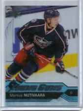 Markus Nutivaara 16/17 Upper Deck Young Guns Acetate Rookie