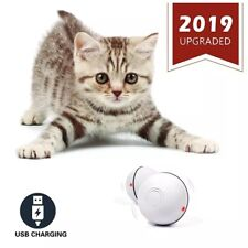 Interactive Cat Toys Ball Automatic Smart Toys Usb cable included New!