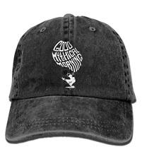 Good Mythical Morning Washed Retro Adjustable Denim Hats Trucker Cap ForAdult