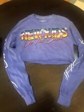 New Kids On The Block long sleeve Shirt  SMALL Woman's