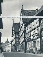 Osterode - Altstadt - Harz - Großformat - um 1960 - selten!            N 28-17