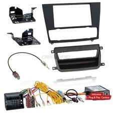 BMW 3er E92 Klimaautomatik 06-13 2-DIN Autoradio Einbauset Canbus Radioblende