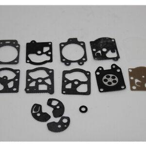 ULTECHNOVO 1 Set Kit Riparazione Carburatore Kit Membrana Compatibile per Trimmer Zama Rb-73 Motosega Colore Assortito