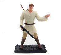 "Star Wars Obi-Wan Kenobi Episode 1 Jedi duel Phantom 1999 Hasbro 3.75"" Figure"