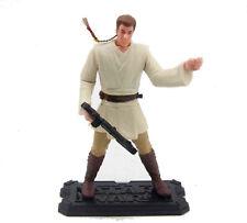 Star Wars 1999 Obi-Wan Kenobi Episode 1 Jedi duel Phantom Figure Hasbro toy gift