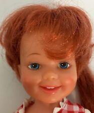 Vintage Ideal Grow Hair CINNAMON Doll Crissy Family FREE SHIPPING