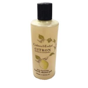 Crabtree & Evelyn Citron, Honey & Coriander Bath & Shower Gel 8.5 Fl Oz