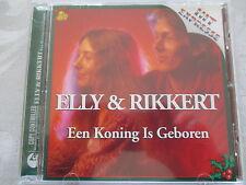 Elly & Rikkert - Een Koning Is Geboren - CD Christmas Weihnachten RARE