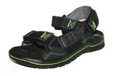 Chaussures noirs moyen en cuir pour fille de 2 à 16 ans