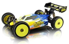 Thunder Tiger RC Car 1/8 Electric 4WD Buggy BUSHMASTER 8E(6S Version) 6412-F131P