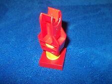 Lego Duplo Toolo Arm Halterung gelb Kupplung Gelenk o. Bolzen Rot 6663 Toll