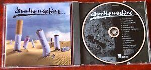 Damn The Machine CD Album A&M (1998) Allemagne Métal Excellent État CD