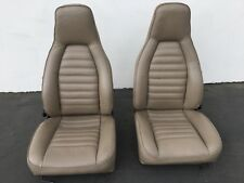 Porsche 911 912e 930 944 74-89 Grey Seats Factory Original