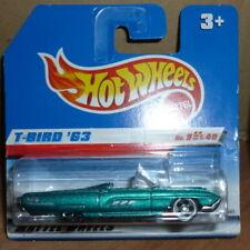 Hot Wheels T-Bird 63 Short Card Sealed **