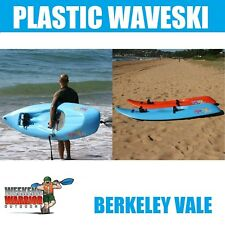 Waveski Pro PLASTIC Roto Wave Ski SUPER ROBUST 2.3m 2.5m RIDE THOSE WAVES!!