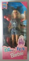 Fun Barbie EPCOT Park Disney Exclusive Fourth Edition 1996 Doll New In Box NRFB