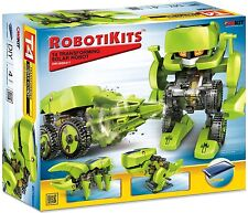 OWI-MSK617 T4 Transforming Solar Robot DIY KIT ***SPECIAL*****