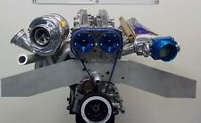 2JZ GTE Turbo - 2100 HP Drag Race Engine Complete Toyota Supra 3.0 3.2 3.4