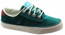 Adidas Originals Kiel Para Hombre formadores Zapatos Unisex Verde Teal Cuero c76741 D67