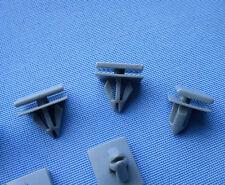 (2261) 10x Zierleistenklammern Clip Klip Zierleisten grau für Chevrolet Pontiac