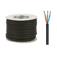 Rubber Cable 3 x 2.5mm H07RN-F H07 H07RNF HO7 HO7RNF Price per metre