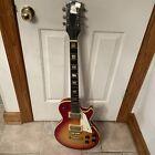 Estate Find Cherry Sunburst 70's Vintage Electric Guitar /Made in Japan W/Case for sale