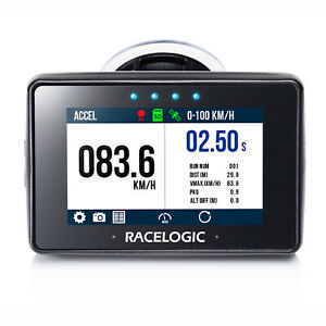 Racelogic Performance Box Touch GPS Performance Meter