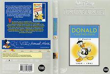 Double DVD Donald L'Anthologie 1934-41 1ère Partie NEUF Trésor Disney Treasures